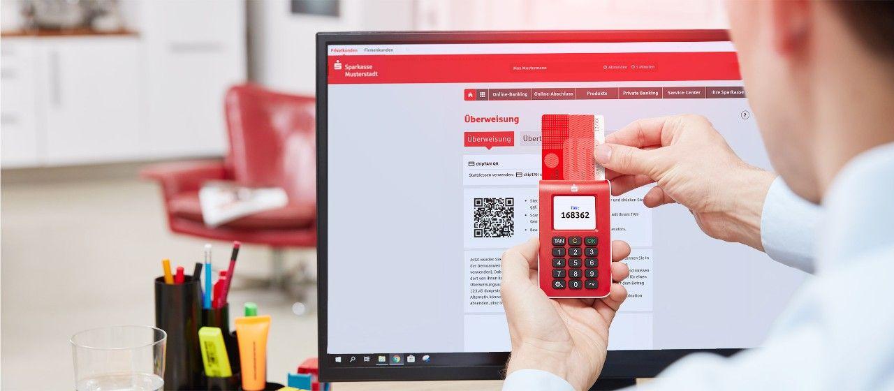 Online Banking Mit Chiptan Kreissparkasse Euskirchen